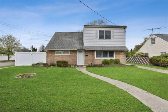Updated And Expanded Cape With Huge Open Floor Plan And Tons Of Potential For Instant Equity!! A Move In Ready 4 Bedroom & 2 Full Bath Home Located In The Plainedge School District Under $440k??? You Have Got To See This one!!