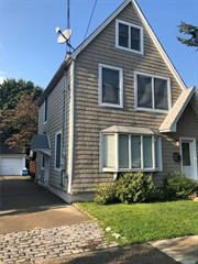 Gas heat, Gas cooking, Gas dryer, Gas hot water heater new roof, vinyl siding. Large deck and private yard. Herricks School. In superior condition. CAC and Underground sprinklers