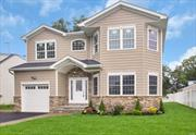 Due to Complete Early Spring 2020 Virtual Photos..New Construction Colonial 4 Bedrooms, 2.5 Baths, Eat-In Kitchen Ss Appliances, Granite, Oak Hardwood Floors, Master Suite W/Designer Bath & Walk-In Closet, 2 Zone Cac, Crown Moldings, Wainscoting Lr/Dr, Family Room W/Frplc, Igs