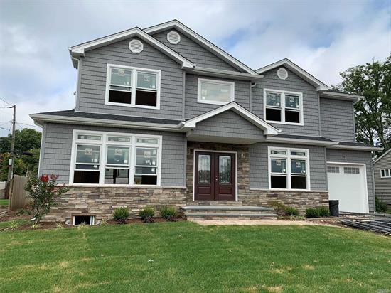 Spectacular Home, Ready To Be Shown!! 5 Bedroom, 3 Full Bath Center Hall Colonial. 1st fl: Grand 2 Story Entry, Formal Living Rm & Dining Rm, Great Rm w/Fireplace, Eat In Kitchen w/Custom Island and Stainless Steel Appliances, Jr Master w Full Bath. 2nd Fl: Grand Master En-Suite w/ Full Bath & 2 Walk In Closets, 3 Additional Large Bedrooms, Full Bath and Laundry Rm.