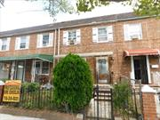 1 Family Townhouse. First Floor Consists Of A Living Room, Dining Room & Kitchen. Second Floor Consists Of Three Bedrooms, Full Bath With Jacuzzi Tub. Full Finished Basement, Family room, guest room, laundry and Heeting area, full bath. In the large backyard you can park 4 cars.