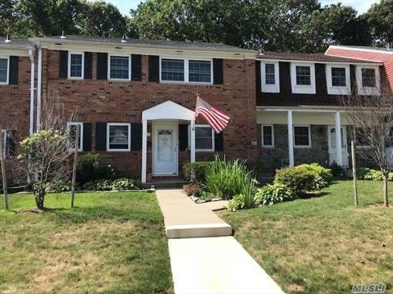 Beautiful One Bedroom, Largest Model, Private Entrance, Private Balcony, Bring Your Pets! Updated Kitchen with large cabinets, granite top, Pantry Closet, Updated Tiled Bath with Nice Tub, Washer and Dryer in unit, Great Location, Maintenance with Star Approx. $807. Maintenance Includes: Heat, Water, Taxes, Snow Removal, Landscaping, Pool, Playground, 1 Dog 45 lbs or less. Close to shopping and parkways.