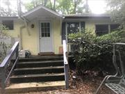 MINT RANCH, UPATED, SPOTLESS 3 BEDS, 2 BATHS, .A/C, WASHER/DRYER, WALK TO PRIVATE MEMEBERS ONLY BEACH OR GOLDSTAR BEACH .PRIVATE YARD, NEW GAS HEAT. GAS COOKING HOT WATER AND DRYER