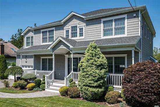 Custom Built 5 Bedroom Colonial. Diamond condition. Entertainers delight. Banquet size dining room, Open concept kitchen and family room with gas fireplace. Maintenance-free Trex deck porch just shy 1/4 acre Cambridge paver walk/rear patio.