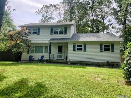 Meticulously maintained home in SWR Schools. Hardwood floors throughout, updated kitchen, appliances, and baths. New roof, new driveway and very well insulated. Den W/gas FP, Large deck overlooking private back yard, 2 sheds, one with electric. CAC, Finished basement, just move right in!