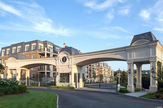 This sprawling 3 bedroom, 3.5 bathroom residence at The Ritz-Carlton North Hills features hardwood floors, den with double sided fireplace, Chef's kitchen with Sub-Zero & Wolf appliances, marble floors and countertops in the bathrooms, & a large terrace overlooking the pool and club house. Ritz-Carlton Residence lifestyle amenities include 24-hour Concierge & Valet, Theater, Fitness Center, Indoor/Outdoor pool and Generator. Car svc to LIRR. 20 mi from Midtown, Residence is offered furnished.