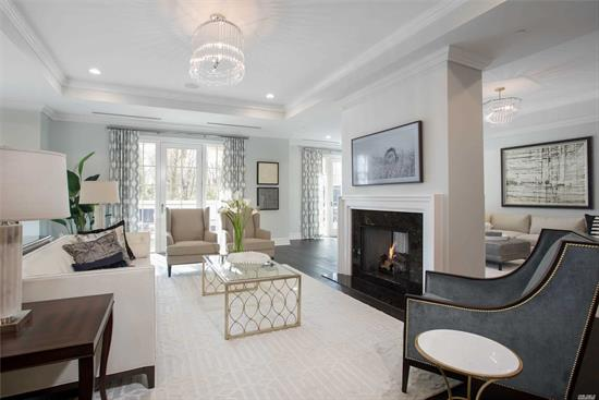 Expansive 3 bedroom, 3.5 bathroom residence at The Ritz-Carlton North Hills features a beautiful entry foyer that leads to a spacious living area with den, hardwood floors, dual sided fireplace, Chef's Kitchen with Sub-Zero & Wolf appliances, marble floors in the bathrooms, and a large terrace. Ritz-Carlton Residence amenities include 24-hour Concierge & Valet, Theater, Fitness Center, Indoor/Outdoor pool and Generator. Car service to LIRR. 20 m from Midtown. Residence is offered furnished.