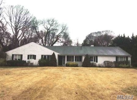 Looking for a great opportunity? Look no more! This property has tons of potential, this home was built in 1953 with 2, 627 square feet of living space. This home has tons of character and charm. It is located close to main roads with easy access to local amenities. This property will not last.