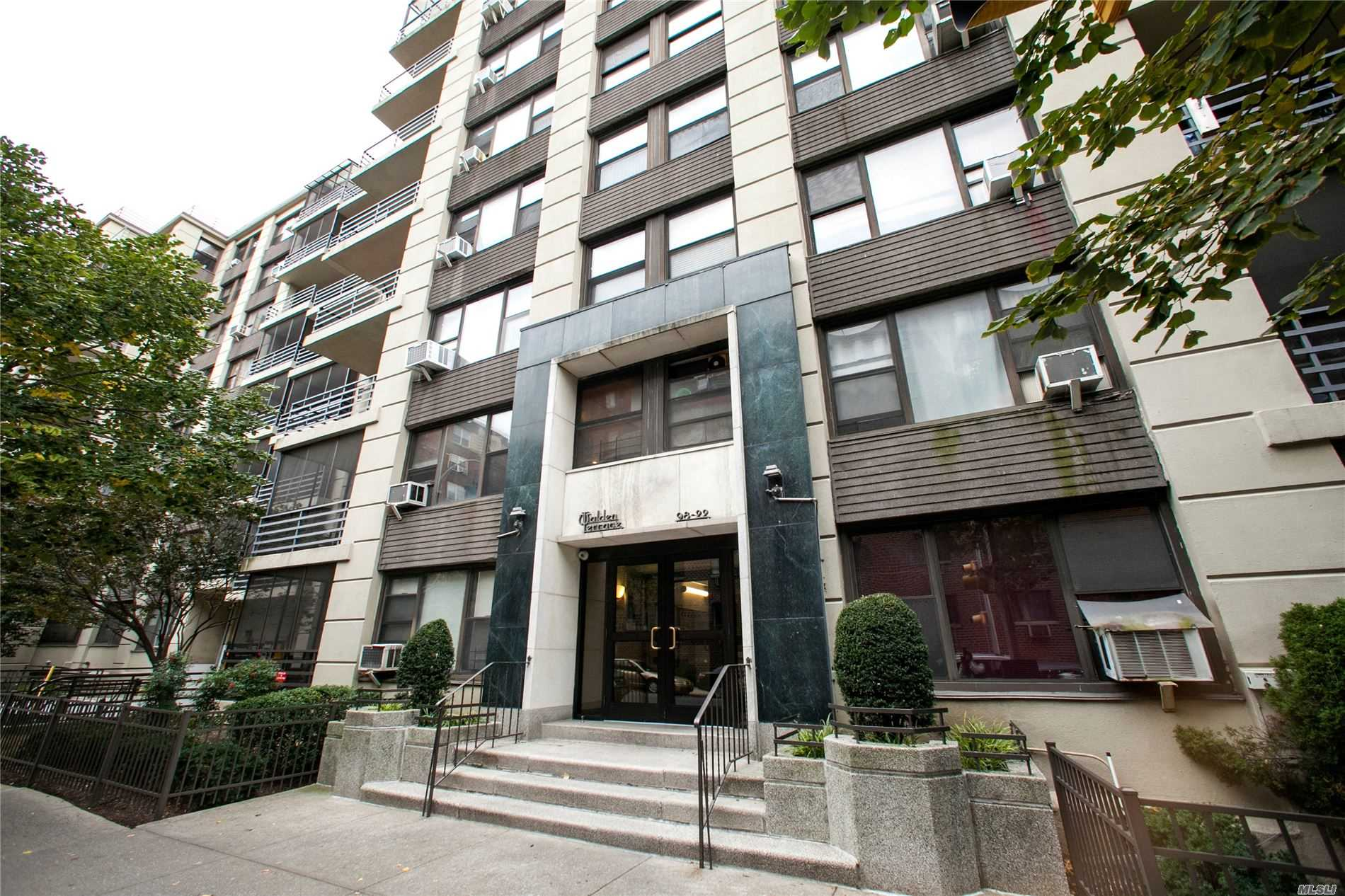 Beautiful Fully Renovated 2 Bedroom Apartment For Sale In Walden Terrace. The Unit Features A Spacious Sunken Living Room With Parquet Floors, Dining Area, Separate Full Kitchen With Window, Large Bedrooms, 2 Full Bathrooms with Stand-Up Showers, Walk-in Closet and a Private Terrace. All Utilities Are Included! Pet Friendly Elevator Building With On-Site Laundry. Convenient Location, Steps to Subway, Buses, Stores and Restaurants.