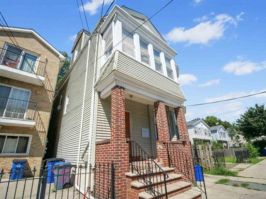 This well maintained three family is a great investment opportunity. Whether its your first project or you're a well experienced investor, this deal is right for you. This building has three favorably sized apartments and also includes a well maintained backyard. Come quick, before it's too late.