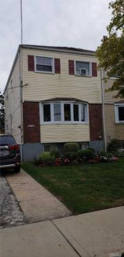 Mint condition Colonial features 3 br's and 1.5 bathrooms. Clean and in move in condition, private driveway, wood floors on main floor, wood floors under the carpeting upstairs. Updated heating system, EIK with sliders to the back deck, gas heat, full basement.