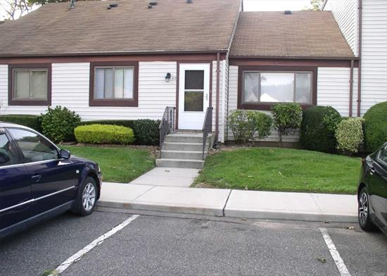 Large 2 bedroom unit in lovely countrified setting. Updated kitchen cabinet and appliances with flooring- 4 yrs. old Washer/dryer 5 yrs. old, Furnace/ac 6 yrs. old, Updated closet doors in bedrooms, Toilet 2 years old.