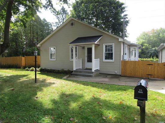 Property has an optional heated two car garage, and Possible Basement