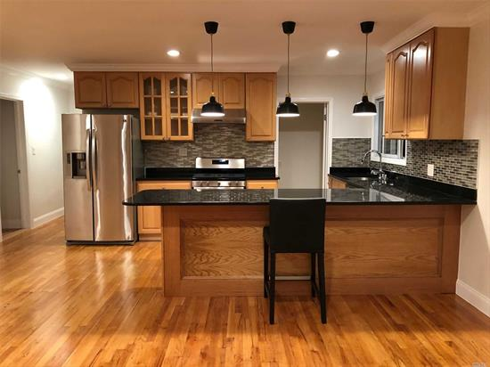 Huge ranch house located in Bayside, Oakland Gardens. 26 district for blue ribbon ps 203 518 junior high school and Cardoso high school. Brand new renovated inside of house. convenient transportation to all places.