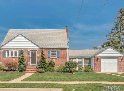 Great Location, Nicely Appointed Cape featuring Gas Heating and Cooking, Brand New Bath & Updated Bath, Newly Finished Basement, IGS, Nice Size Yard, Good Size Bedrooms, 200 Amp Electric Service, HW Floors