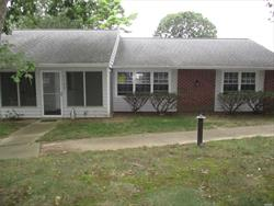 End Baronet condo in a lovely treed location. This home has new carpeting thruout, Laminate kitchen floor and updated kitchen cabinets and countertop. Windows have been updated, walk-in shower and new bath vanity. Updated washer and dryer. New siding and ceiling fans. 24Hr. gated security. Bus service for residents.