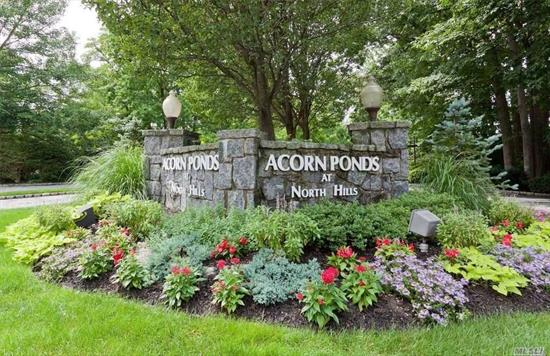 Bright and Airy in Acorn Ponds! Highly desired Elm Ranch w/ 2 story entry. End unit with tons of natural light and large patio. Renovated 2016-18. New windows and doors throughout! Whole house water filtration system. Master Suite on 1st floor w/ custom built his/her closets. Dual spa shower, heated floors in en-suite bathroom. Designer Kitchen w/ quartz counters. All new appliances including W/D. Brand New Garage Door. LED lighting throughout.