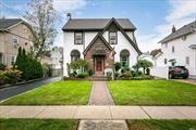 1920's Tudor East Rockaway Mint Super Clean Four Floors, With Bonus Tremendous Artist Studio/Play Room Loft. Updated Electrical And Heating A Must See! Low Taxes, Super Private Block Must See!