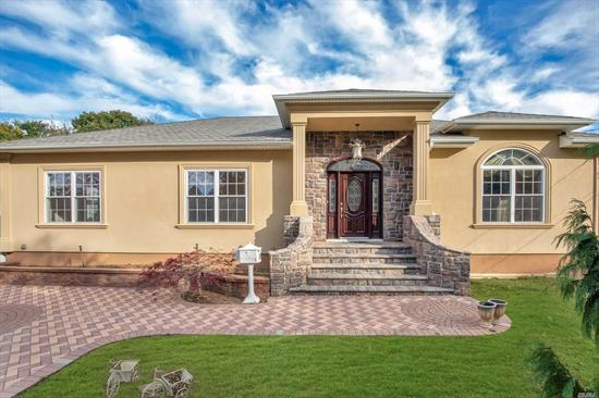 Custom Expanded Ranch, Chefs Kitchen, SS Appliances, All Oversized Rooms, 2.5 Baths, Hardwood Floors, Tray Ceilings, Surround Sound, Cac, Too Many Amazing Features , This is a Must See