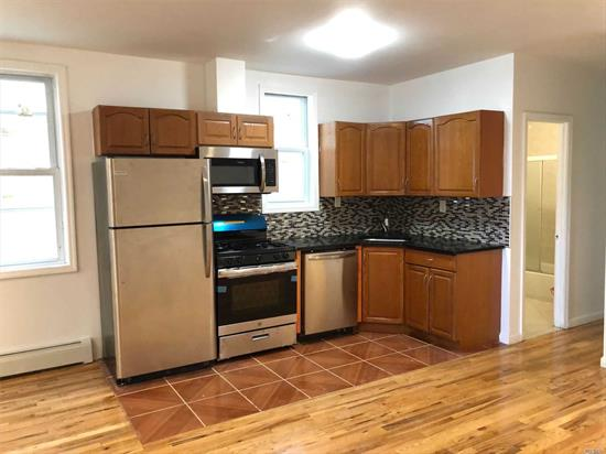 Great location close to schools, church, Lirr and major high ways. Very convince area near all ! ***Duplex Apt*** 1Floor +Full finished Basement***Landlord required proof of income and credit report. Welcome all call for appt, easy show!