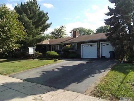 Nice open house that needs TLC!