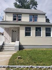 Totally renovated home, very close to the Nassau Coliseum and Hofstra University, excellent investment property.