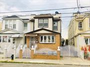 First time on the MARKET, a chance to own a rare gem in the HEART of RICHMOND HILL, this huge originally built 2 Family House(19x57) comes with Living room(12x11) and Dining room(12x10), with 2 extra small rooms (8x6), F/Bath, Walk in Pantry, Kitchen(11.5x9.5), 2 Bedrooms (12x9 each) on each floors. Large open layout basement with LOTS OF OPTIONS, while retaining the value of peaceful living, conveniently located close Major Highway, School, transportation, Richmond hill Shopping Hub.