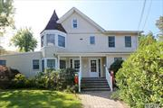 Beautiful upstairs apartment. Sunny & Bright Living Room , Fabulous EIK with large windows & 2 Spacious Bedrooms...1 1/2 Bths...... Steps to beach!!!!