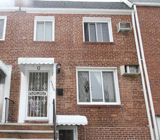 Fresh Meadows single family brick attached colonial featuring 3 bedrooms and 2 baths. Great location close to Peck Park and Q27/Q76 buses. Zoned for school district 26, PS 162 and JHS 216.