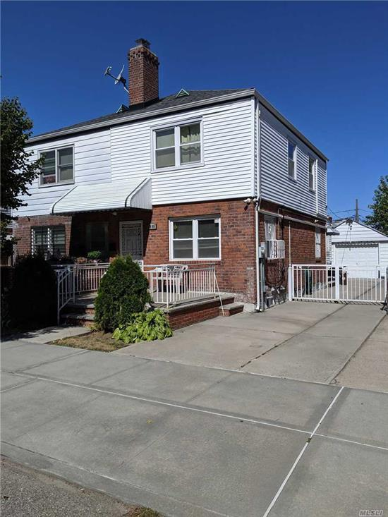 All New Renovated. New Roof, New Boiler . Convenient For All, Close To Main St. 5 Mins To Restaurants, Supermarket. Q20A/B, Q44 Buses.