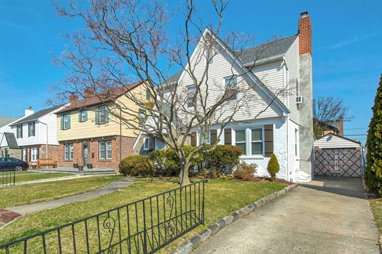 OFFER ACCEPTED... Well-maintained 3BR in the quiet block on 24th Road. A large renovated Eat-in kitchen with windows, Formal Dining Room, Spacious Bedrooms and Renovated Bathroom.  All information are not guaranteed and should be verified.  Offers in Writing, proof of fund/Pre-approved.