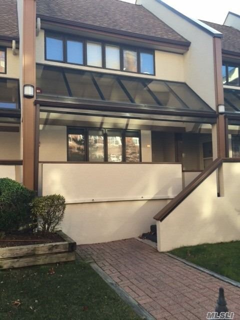 Welcome to this unique Condo/Townhouse Conveniently Located near LIRR. This Duplex is Completely Renovated with New Bathrooms and Kitchen. The Living room and Dining Room are Spacious, Laundry in Unit, Oversized Rooms and Two Terraces.