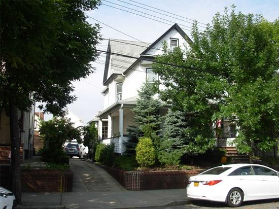 Beautiful 2 Bedrooms Apartment in The Heart in Ozone Park, Walk to All, Shopping, Busses And A Train. The Kitchen is Contemporary. Walk in Closet and Island in The Kitchen, Utilities Included Water, Heat, Gas and Electricity, No Pet and No Smoking.
