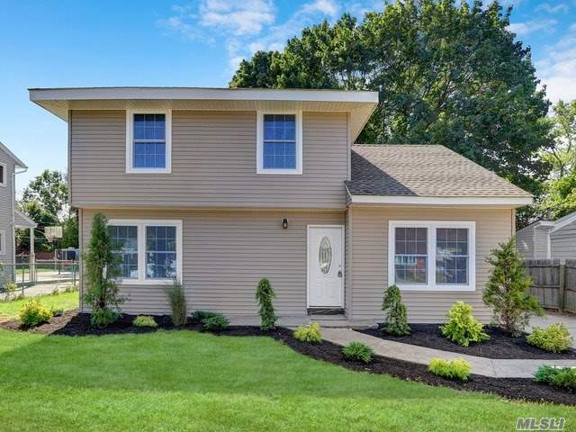 Fully Renovated 5 Bedroom Colonial With Open Floor Plan On Large Property - Features A Kitchen W Granite, Stainless Steel Appliances, Liv Room/Din Room, Vinyl Flooring & Carpets Throughout, Laundry Rm Hi Hats, New Roof, Windows, Siding - Turn Key & Ready To Move In!