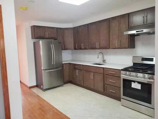 A beautiful 3 bedroom apartment on the 2nd floor with open kitchen and a big Livingroom. The house is located nearby the restaurants, supermarket and bus stops.
