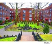 AT REGENCY GARDENS CO-OPS 3 BEDROOM APARTMENT ON 1ST FLOOR OF A THREE STORY GARDEN COMPLEX SURROUNDED BY ALL TYPES OF TRANSPORTATION, HIGHWAYS, AIRPORTS, RESTAURANTS, SHOPS.
