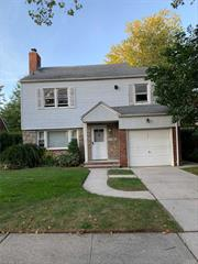 Nestled On A Quiet Block , Sunny And Renovated Side Hall Colonial. Ef, large Lr W/Fpl, Dr, EIK W/Stainless Steel Appliances And Granite , Bedroom/Den , Mud Rm And Pantry , Ose, Powder Rm, Second Floor, Master Bdrm W/Full Bath, Two Generously Sized Bdrms, Updated Main Bath , Full Large Basement W/Storage And Bar, New Laundry Rm, Gleaming Hard Wood Floors Thru Out, Large Entertainers Back Yard. Convenient To Express Bus To The City.