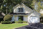 Location, Location, Location - Nestled Between Golf Course & Preserves is the 24-Hour Gated Community of Strathmore on the Green. This 2 Bedrooms/1 Bathroom Ranch is Located at End of Cul-De-Sac. Other Features: Living Room/Dining Room with Vaulted Ceilings & Skylights, Eat-in Kitchen, Separate Laundry Area and Attached 1-Car Garage. Home Freshly Painted throughout, New Driveway, Home Does Need Updating. Community Amenities Include:  In-Ground Pool, Tennis, Playground.