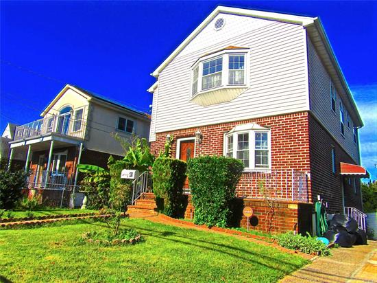 Beautiful colonial home featuring 4 bedrooms, formal dining room, living room, large kitchen, full finished basement, private driveway, and excellent backyard. Valley Stream is voted best place to live in NY State due to its proximity to the LIRR, NYC, and great schools. This home is an absolute must see. Hurry! It won't last long!
