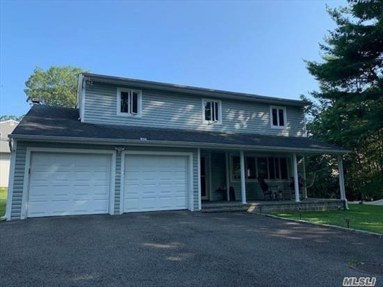 Beautiful updated colonial, plenty rooms for everyone. Cul De Sac, have all the privacy you need!