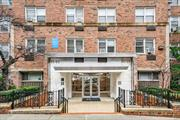 Large fully renovated and newly painted Full Two BR in sought after doorman building with strong financials and easy commute. Immediate parking available. Diamond condition. Just move in!