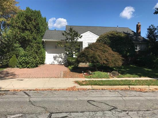 Large Expanded Split On An Over Sized Lot, With Master Suite, Large Expanded Den, Large EIK, Plenty Of Room For Entertaining, Includes A Full House Gas Generator Sold As Is.