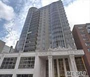 Condo in heart of downtown Flushing. 2 bedroom, 2 full bath. on 16th floor. Walking distance to #7 subway, LIRR and bus stations. Next to shopping, restaurants. 24 hour doorman. Available to move in on October 1, 2019