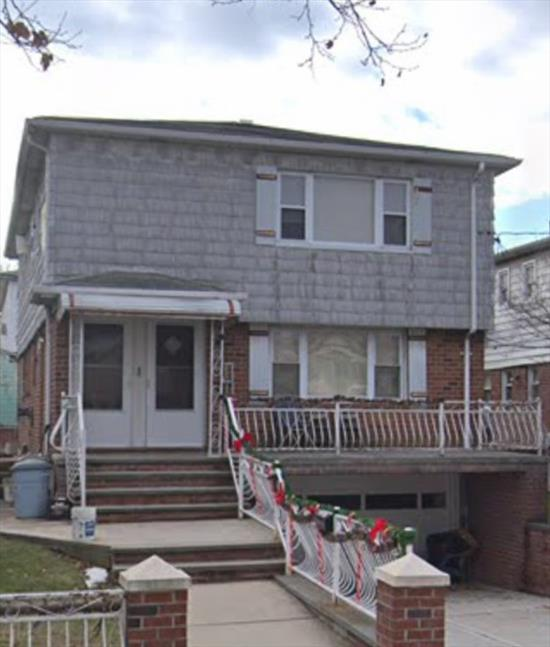 Spacious 3 Bedroom on 2nd Floor For Rent in Whitestone Features Eat-In-Kitchen, Living Room, and 1 Large Bathroom. Heat and Water Included. Parking Space Available for Extra Fee. Convenient to Buses, and Shops