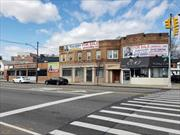 SIGNIFICANT PRICE IMPROVEMENT! Development Site. 34, 000 sq/ft footprint. This Assemblage is a unique combination of 8 contiguous commercial, land and residential properties. Block 11476, Lot #s 1, 6, 8, 65, 68, 69, 71, 77. Total commercial frontage on Rockaway Blvd is 250 feet. The multi zoning feature allows for developers, religious/community facilities, strip mall, franchise/anchor combinations. Please refer to attachments. Prospective Buyers to do own due diligence.