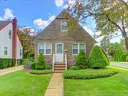 Charming 4br/1ba cape on private corner lot featuring gas heat. Walking distance to transportation, stores, houses of worship. Close to highways, hospitals.