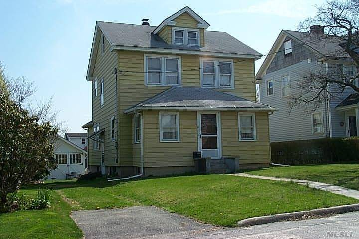 Great Opportunity to Make This Home Your Own! Enclosed Front Porch, Ef, Lr, Fdr, Eik, .5 Bath & Butlers Pantry. 2nd Floor; 3 Bdrms, Large Full Bath, Staircase to Attic. Full, Unfinished Basement w/Laundry & Utilities.