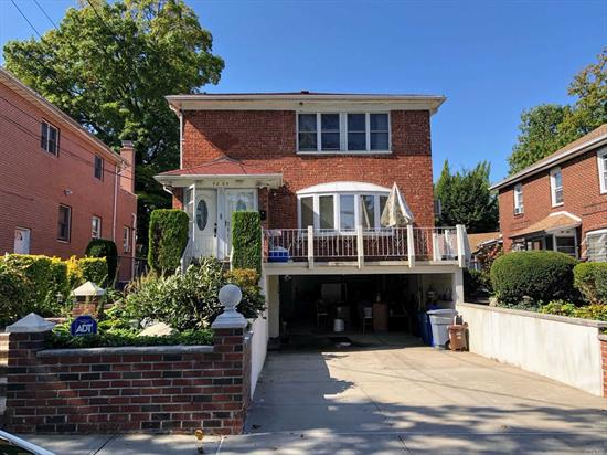 Nice And Quiet Neighborhood, Excellent School District (26), Close To Northern Blvd,  Nearby Bus, LIRR, Highway And Shopping Area. a lot of windows, very bright, good size Apt.