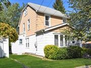 Great Opportunity! Lovely Chatlos situated close to shopping, dining, public transportation, Williston Park pool. This home has 3 bedrooms, 2 bathrooms, laundry on the 1st floor, eat-in kitchen, dbl. pane replacement windows, new furnace, new hot water tank. Prestigious Herricks Schools!