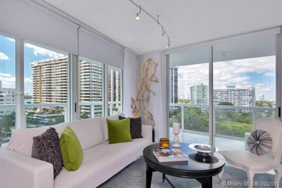 Gorgeous One Bedroom Corner Unit With Wraparound Terrace In The Fabulous Grand Venetian. No Need To Do Any Renovations In This Condo, Just Move In And Enjoy The Wonderful Lifestyle That Comes With Living In The Grand Venetion,  Absolutely The Best Location On Miami Beach. The Standard Hotel And Spa Is Across The Street. Walk Everywhere Including Fresh Market, Publix And The Fantastic New Trader Joe'S. The Luxurious Pool, Fabulous New Gym And Tennis Courts Make This The Most Desirable Building On Belle Isle. Spend The Winter In Paradise!